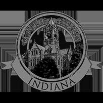 La Porte County Government - dark logo