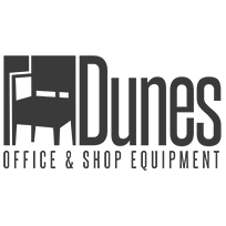 Dunes Office & Shop Equipment - black logo